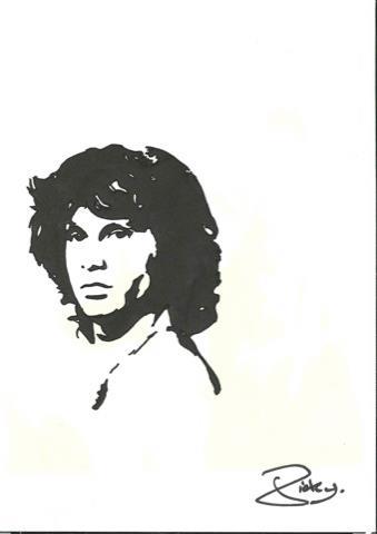 Jim Morrison par vicd97